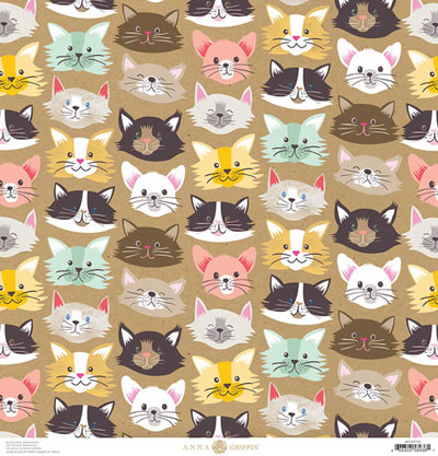 Anna Griffin Best In Show Cute Kittens