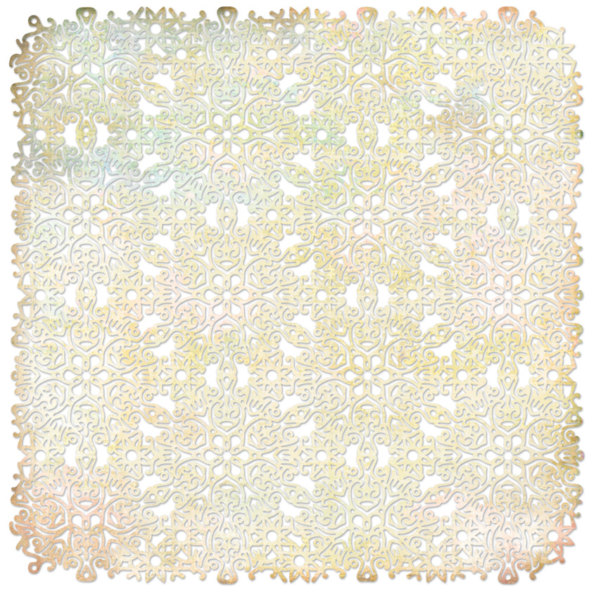 BasicGrey Curio Doilies Tattered Lace