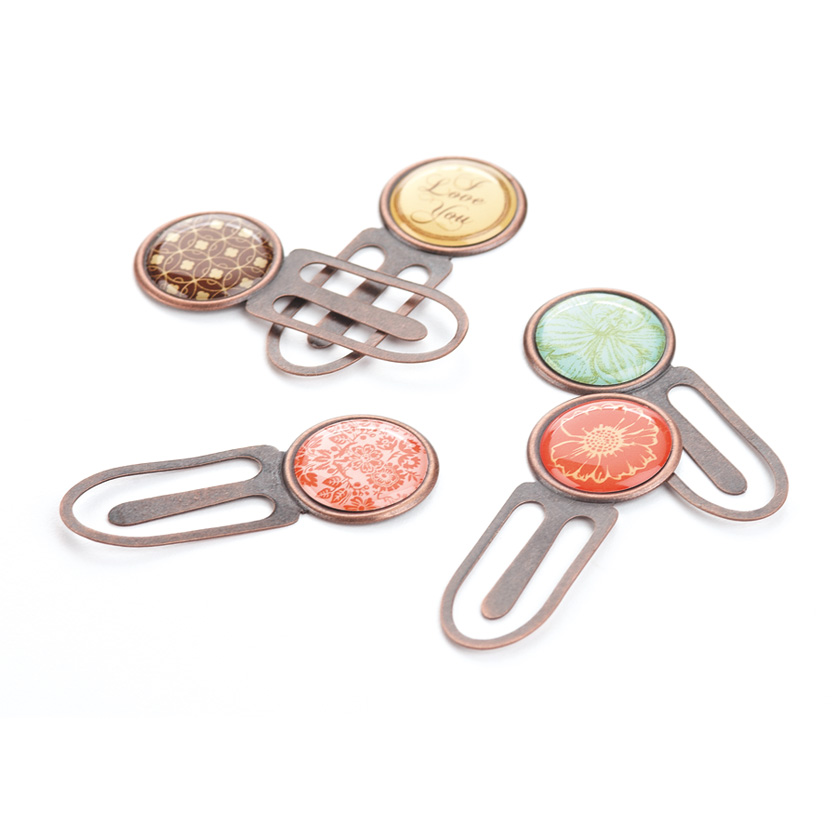 BasicGrey Curio Decorative Clips