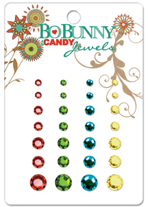 Bo Bunny Flower Child iCandy Jewels
