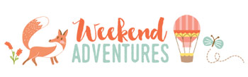 Bo Bunny Weekend Adventures logo