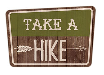 Bo Bunny Take A Hike logo