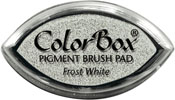 Clearsnap ColorBox Pigment Cat's Eye Frost White