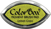 Clearsnap ColorBox Pigment Cat's Eye Lemongrass