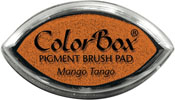 Clearsnap ColorBox Pigment Cat's Eye Mango Tango
