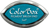 Clearsnap ColorBox Pigment Cat's Eye Surf