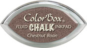 Clearsnap ColorBox Fluid Chalk Cat's Eye Ink Chestnut Roan