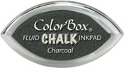 Clearsnap ColorBox Fluid Chalk Cat's Eye Ink Charcoal