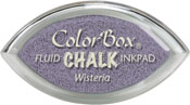 Clearsnap ColorBox Fluid Chalk Cat's Eye Ink Wisteria