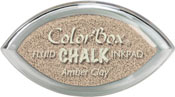 Clearsnap ColorBox Fluid Chalk Cat's Eye Ink Amber Clay