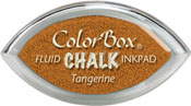 Clearsnap ColorBox Fluid Chalk Cat's Eye Ink Tangerine