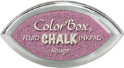 Clearsnap ColorBox Fluid Chalk Cat's Eye Ink Rouge