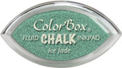Clearsnap ColorBox Fluid Chalk Cat's Eye Ink Ice Jade