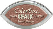 Clearsnap ColorBox Fluid Chalk Cat's Eye Ink Burnt Sienna