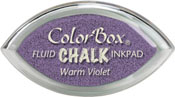 Clearsnap ColorBox Fluid Chalk Cat's Eye Ink Warm Violet