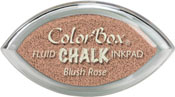Clearsnap ColorBox Fluid Chalk Cat's Eye Ink Blush Rose