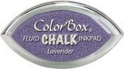 Clearsnap ColorBox Fluid Chalk Cat's Eye Ink Lavender