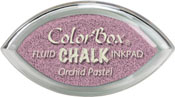 Clearsnap ColorBox Fluid Chalk Cat's Eye Ink Orchid Pastel