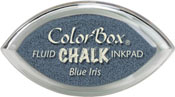 Clearsnap ColorBox Fluid Chalk Cat's Eye Ink Blue Iris