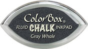 Clearsnap ColorBox Fluid Chalk Cat's Eye Ink Gray Whale