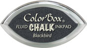 Clearsnap ColorBox Fluid Chalk Cat's Eye Ink Blackbird