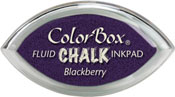 Clearsnap ColorBox Fluid Chalk Cat's Eye Ink Blackberry