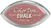 Clearsnap ColorBox Fluid Chalk Cat's Eye Ink Pink Sky