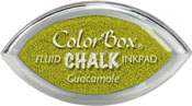 Clearsnap ColorBox Fluid Chalk Cat's Eye Ink Guacamole