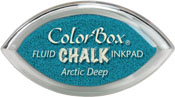 Clearsnap ColorBox Fluid Chalk Cat's Eye Ink Arctic Deep