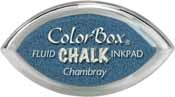 Clearsnap Fluid Chalk Cat's Eye Indpad Chambray