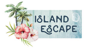 Kaisercraft Island Escape logo