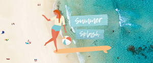 Kaisercraft Summer Splash logo