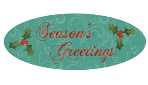 Moxxie Season's Greetings Logo