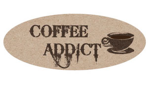 Moxxie Coffee Addict logo