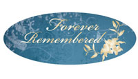 MX Forever Remembered logo
