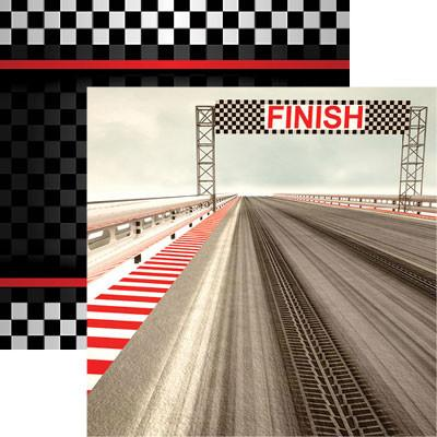 Reminisce Checkered Flag Flag Driven