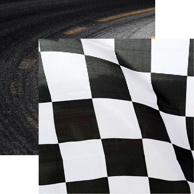Reminisce Checkered Flag