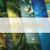 Reminisce Fairy Forest logo