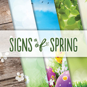 Reminisce Signs Of Spring logo
