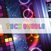 Reminisce Tech Bubble logo