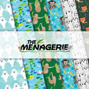 Reminisce The Menagerie logo