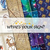 Reminisce What's Your Sign? logo