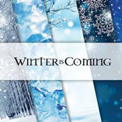Reminisce Winter Is Coming logo